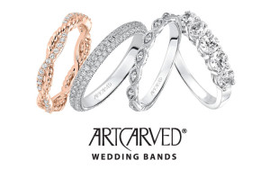 Pfeifley Artcarved Wedding Bands