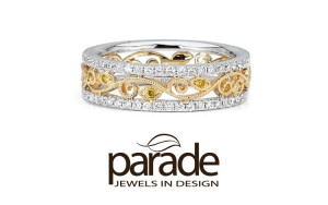 Pfeifley Parade Wedding Bands