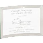 Pfeifley Award Crystal