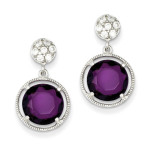 Pfeifley K-State Earrings