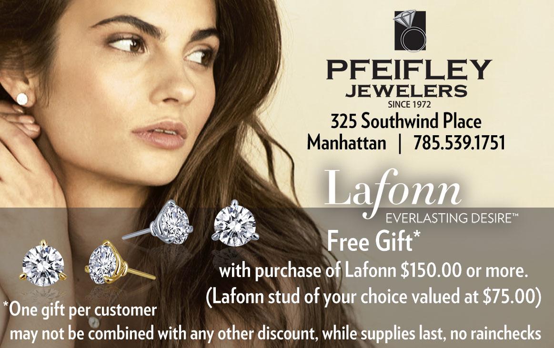 Pfeifley Jewelers Lafonn Ad